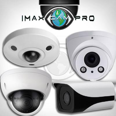12MP & 8MP 4K IP Cameras