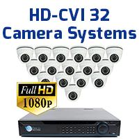 32ch HD Camera Systems