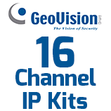16ch GV IP Camera Systems