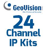24ch GV IP Camera Systems