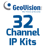 32ch GV IP Camera Systems