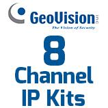 8ch GV IP Camera Systems
