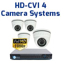 4ch HD Camera Systems