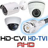 HD Analog COAX Cameras