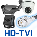 HD-TVI Cameras