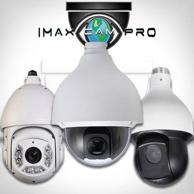 IP Pan, Tilt, Zoom Cameras