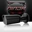 4 Megapixel IP Bullet Camera 2.8-13.5mm Motorized Zoom Lens  IP67 196ft. Night Vision (Ninja)