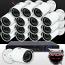 16CH IMAX NVR & Ninja 4 Megapixel IP Mini Bullet Camera 16 Cam Kit (White)