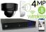 Wireless 4MP IP Dome (8) Camera Kit (Ninja)