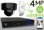 Wireless 4MP IP Dome (16) Camera Kit (Ninja)
