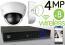 Wireless 4MP IP Dome (8) Camera Kit (IP2728)