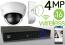 Wireless 4MP IP Dome (16) Camera Kit (IP2728)