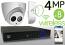 Wireless 4MP IP Dome (8) Camera Kit (IP5341EM)