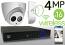 Wireless 4MP IP Dome (16) Camera Kit (IP5341EM)