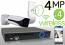 Wireless 4MP IP 2.7mm ~ 12mm Motorized Bullet (4) Camera Kit (IP40)
