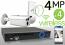 Wireless 4MP IP Bullet (4) Camera Kit (IP141D)