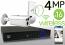 Wireless 4MP IP Bullet (16) Camera Kit (IP141D)