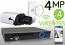 Wireless 4MP IP (4) Box Camera Kit (IPBOX4)