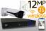 Wireless 12MP IP Bullet (16) Camera Kit