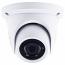 CLEAR 4MP Network IP Eyeball Dome Camera, 20M IR, H.265