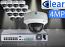 32 CH NVR with (16) IPX3 4 Megapixel, 3.6mm Lens, 30m IR, H.265, CVBS (BNC) Optional, Network IP Dome Camera