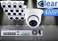 32 CH NVR with (16) IPX2 4 Megapixel, 3.6mm Lens, 30m IR, H.265, CVBS (BNC) Optional, Network IP Dome Camera