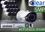 32 CH NVR with (16) IPX11 5 Megapixel, 3.6-10mm Motorized Lens, 30m IR, H.265, CVBS (BNC) Optional, Network IP Bullet Camera